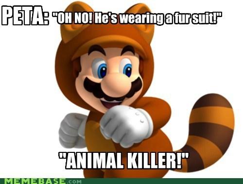 Angry PETA!