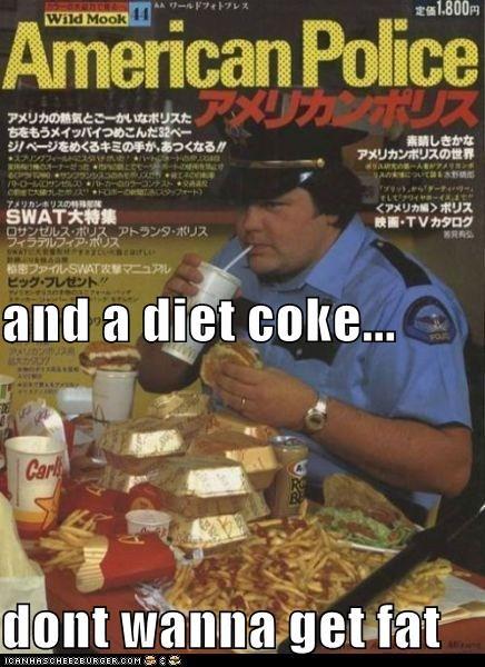 Calorie Police