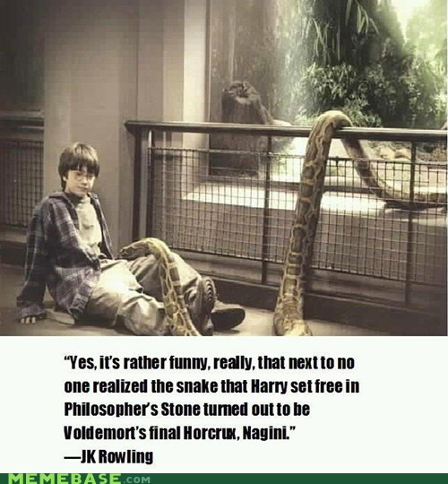 Harry Potter and the Ultimate Foreshadowing