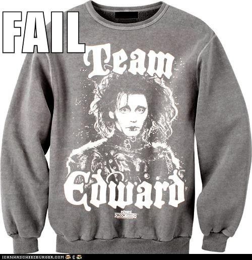 Yup, wrong Edward
