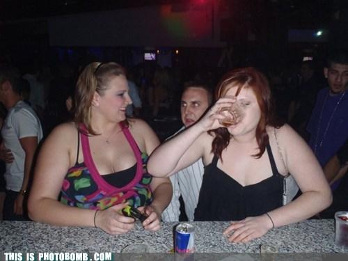 girls,Jägerbombed,no likey,no me gusta,ugh