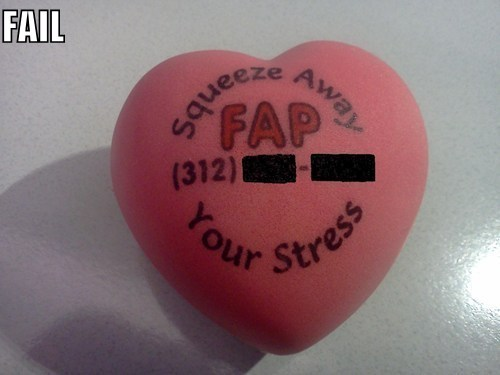 Forever Alone Stress Reliever FAIL