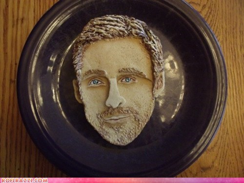 Start Your Day With a Gosling Pancake!