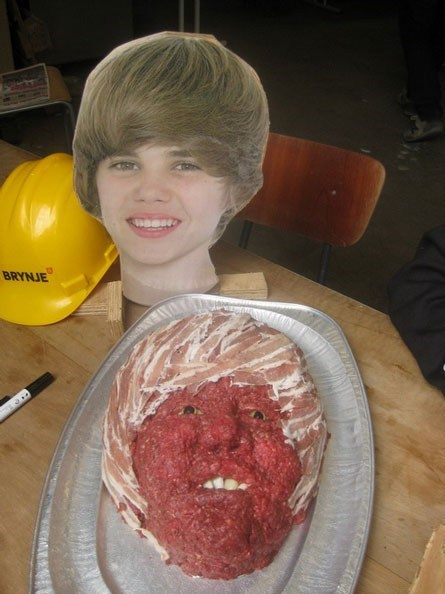 Bieber Sculpture of the Day