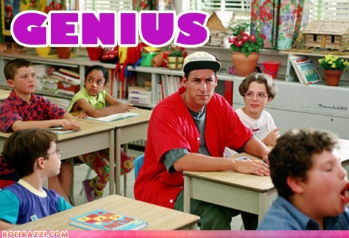 Infographic: Why Adam Sandler Makes Sh*tty Movies