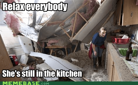 calm down,kitchen,Memes,sandwich