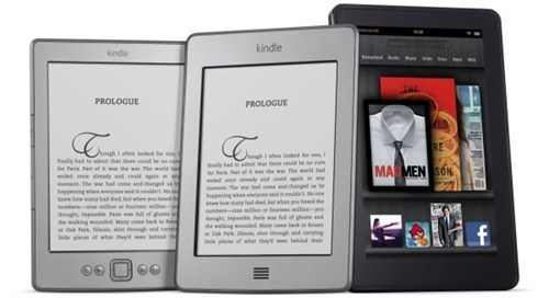 Amazon Kindle Phone Rumor of the Day