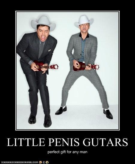 My Guitar's Bigger... Just Sayin'...