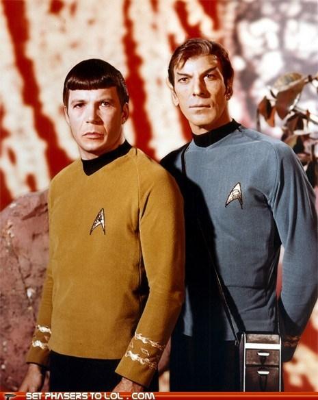 Sci-Fi Duos Merged