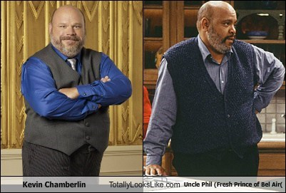 Kevin Chamberlin Totally Looks Like Uncle Phil