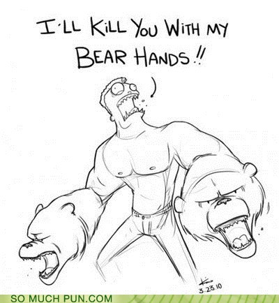 This Week's Prize Fight: Tyson Ursus Bearhands