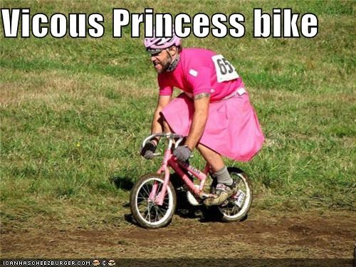 Vicous Princess bike