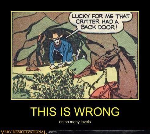 back door,critter,hilarious,innuendo,wrong