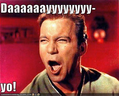 Captain Kirk,karaoke,Shatnerday,singing,Star Trek,William Shatner
