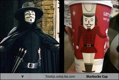 funny,Hugo Weaving,starbucks cup,TLL,v
