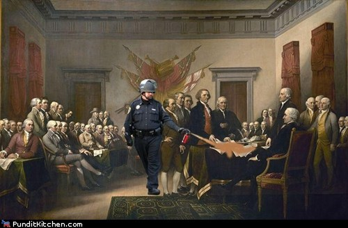 UC Davis Pepper Spraying Cop Gets the Meme Treatment