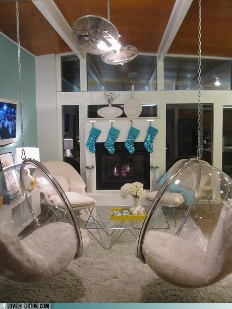 blue,cold,decor,holidays,modern