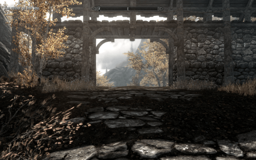 Hidden Skyrim Areas of the Day