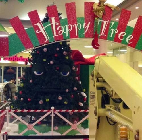 The Saddest Happiest Tree
