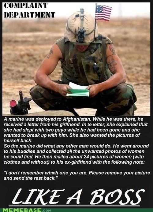 Sergeant Boss