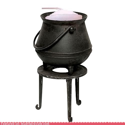 candle,cauldron,gift guide,holder,votive