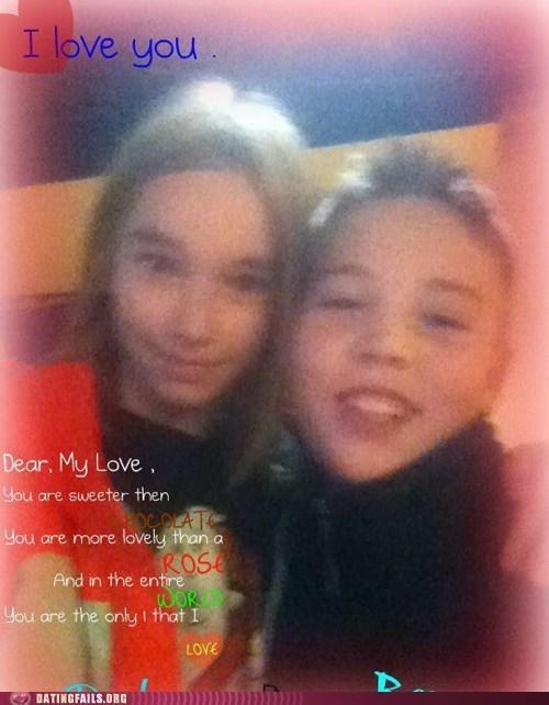 children,chocolate,kids,love,naïve,poem,puppy love,rose,sweet,true love,We Are Dating,world