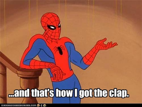 Cool Story, Spidey!