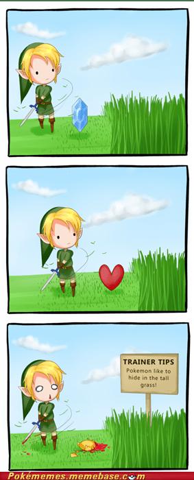 When Nintendo Worlds Collide