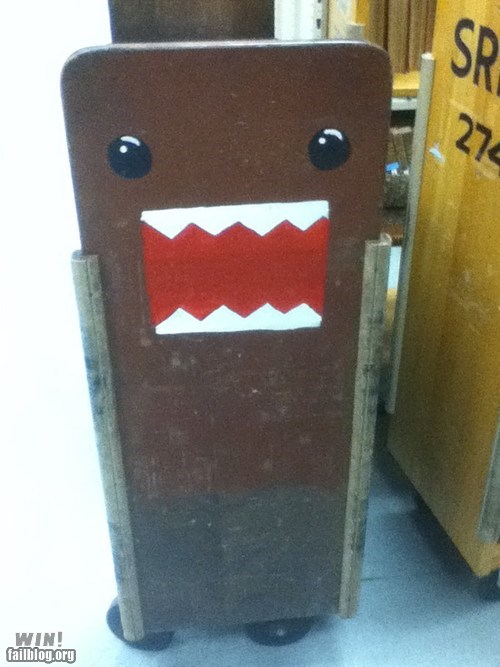 Hacked IRL: Domo Cart