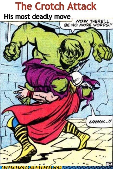 crotch,hulk,Super-Lols,Thor,wtf