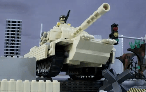 Lego Modern Warfare 3 of the Day