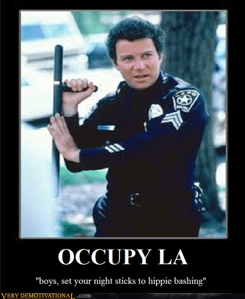 cop,hilarious,james t kirk,William Shatner,wtf