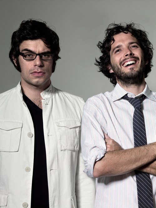 Possible Flight of the Conchords Movie of the Day