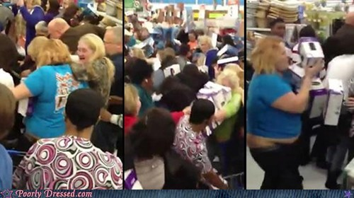Black Friday claims another waist-line