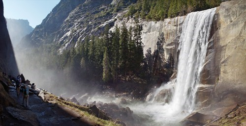 First Class Ticket - Destination of the Week - Yosemite National Park - Vernal Falls