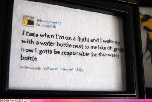 art,celeb,funny,kanye west,Music,tweet,twitter