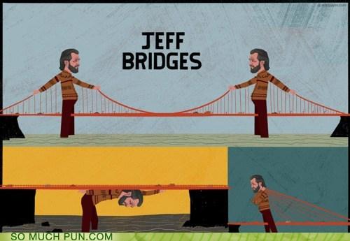 bridge,bridges,double meaning,jeff bridges,literalism