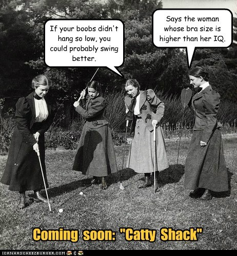 "Coming  Soon:  ""Catty  Shack"""