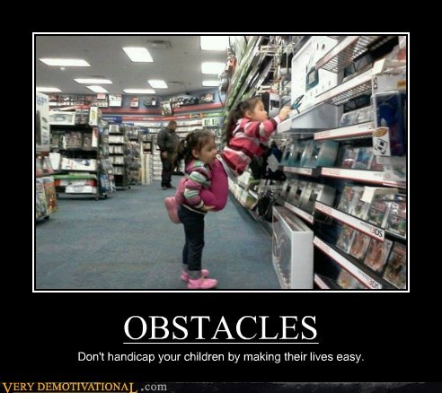 good idea,kids,obstacles,Pure Awesome