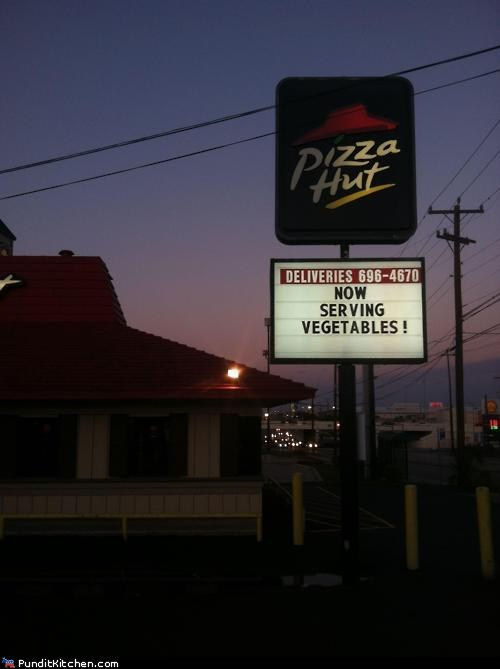 pizza,pizza hut,political pictures,vegetable