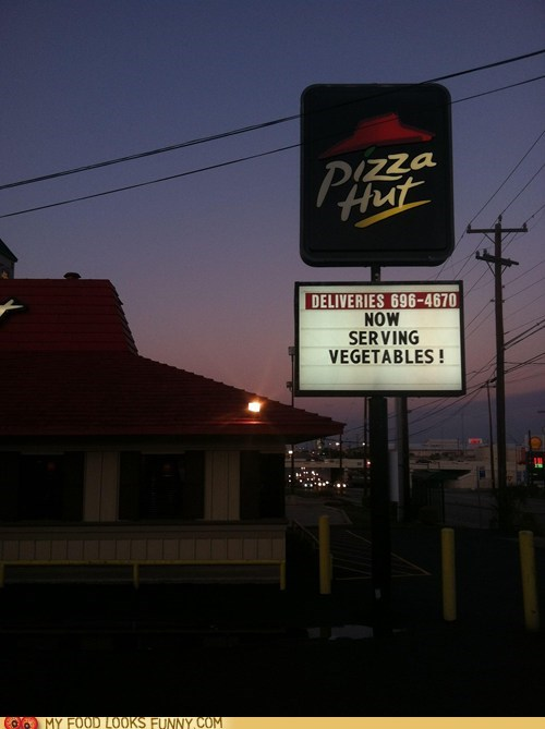 pizza,pizza hut,sign,vegetable