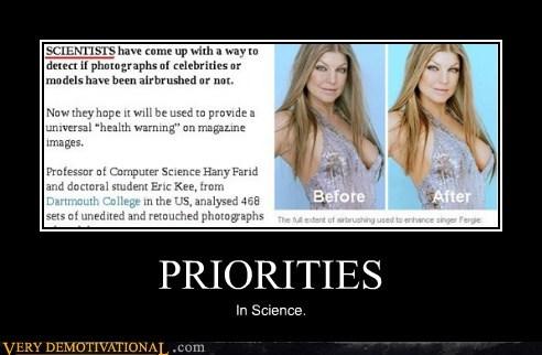 fergie,hilarious,lies,photoshop,science