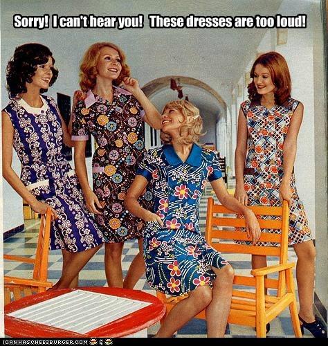 clothing,dresses,historic lols,loud,patterns,unique patterns,vintage,vintage style,women