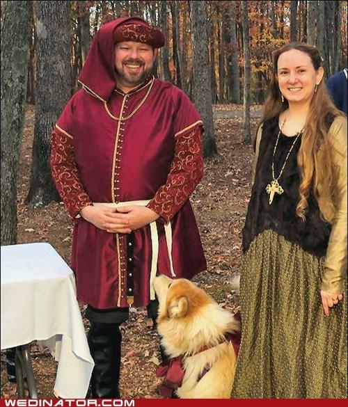 beadwork,funny wedding photos,handmade,medieval,wedding dress