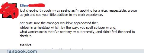 Resume Troll