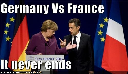 Germany Vs France  It never ends