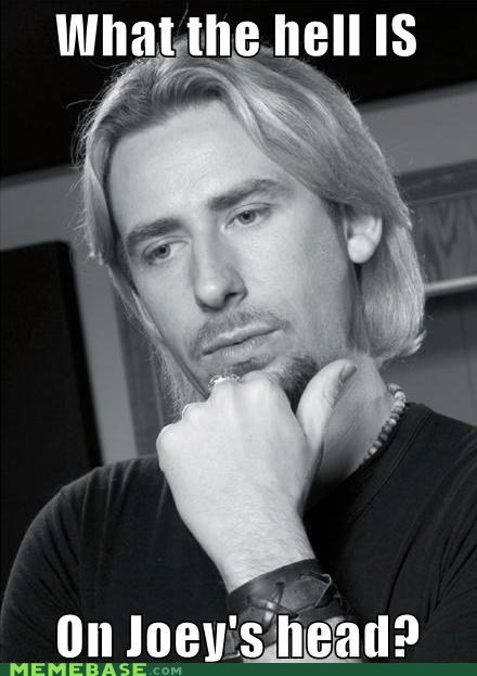 Chad Kroeger: Crappy Songwriter/Philosopher