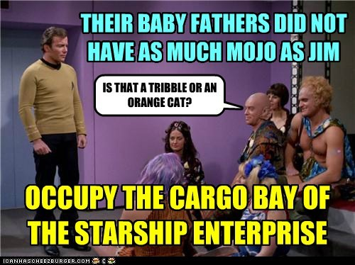 SET YOUR PHASERS TO STUNNED.