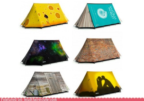 camping,fancy,print,tents
