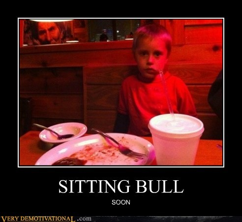 hilarious,kid scared,painting,sitting bull,SOON,wtf